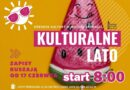 Warsztaty i zajęcia Kulturalne Lato '2021
